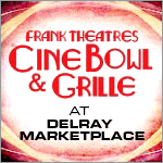 Frank Theatres CineBowl & Grille at Delray Marketplace